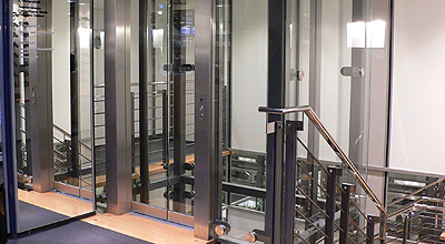 Bespoke Scenic lifts