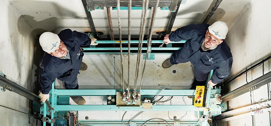 mechanic lift