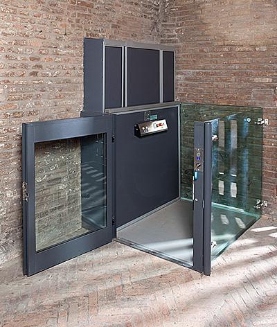 vertical platform lifts wheelchair lifts disabled access. Black Bedroom Furniture Sets. Home Design Ideas