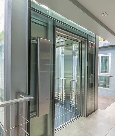 glass lifts