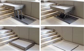 Cantilever Platform Lift