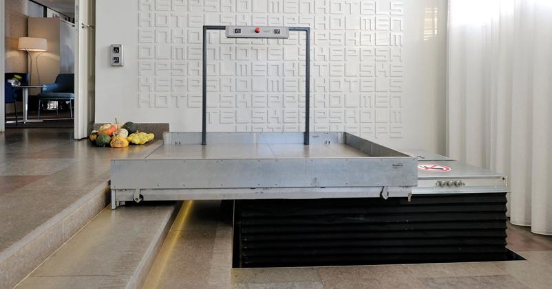 Bespoke Platform Lifts