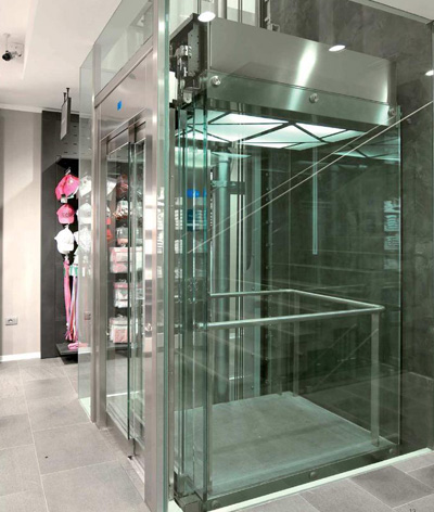retail lifts