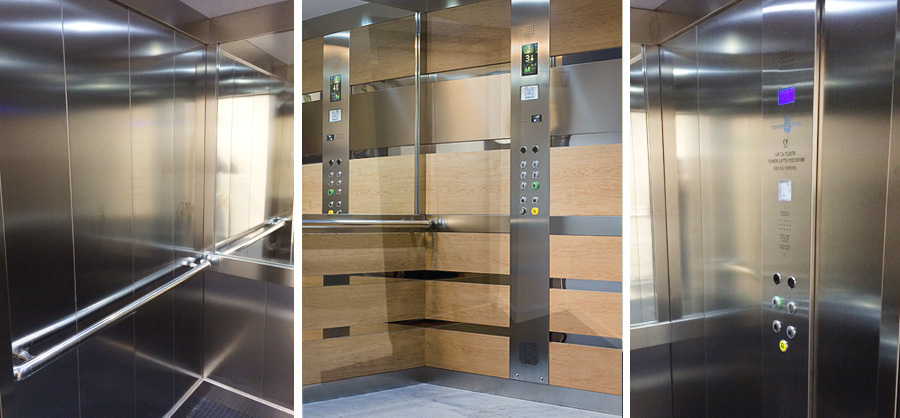 Bespoke Passenger Lifts