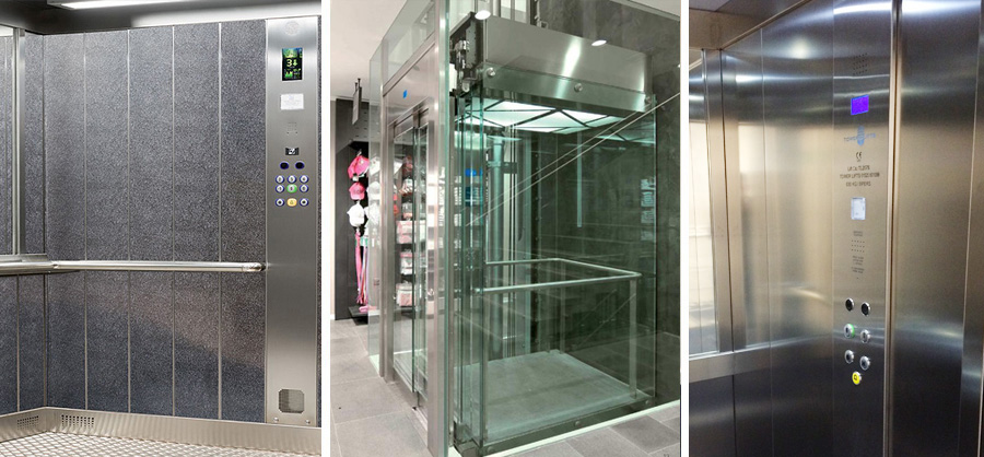 Passenger Lift Services in London