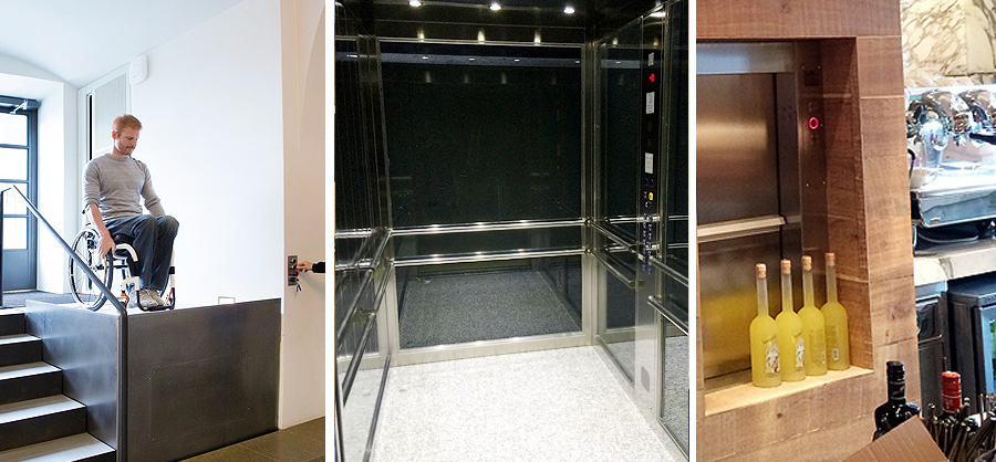 Lift Installation Across Britain