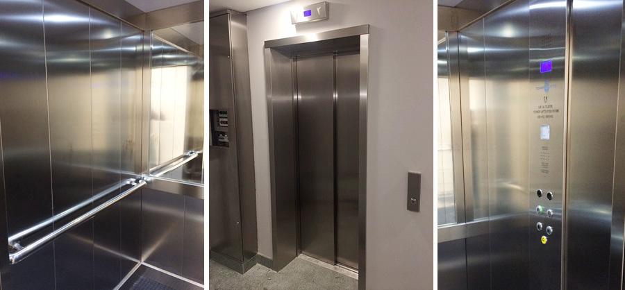 Passenger lifts in kent