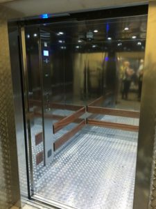 Selfridges Passenger Lifts