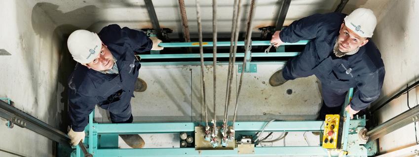Lift Repairs in Milton Keynes
