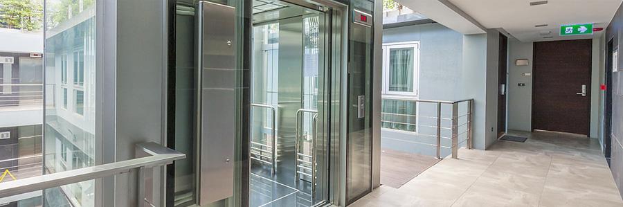 A Lift Upgrade in Milton Keynes