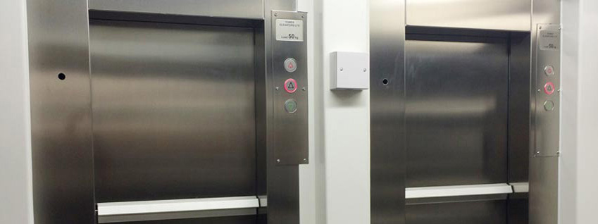 2 Dumb Waiter Lifts for JD Sports in Coventry