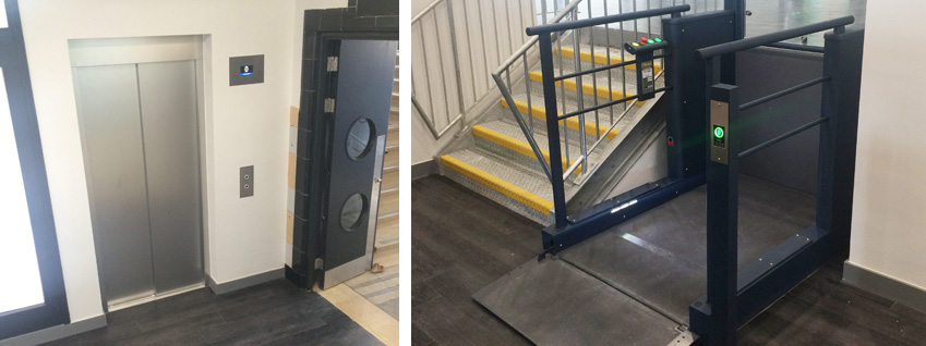 Lift Installers in Stevenage