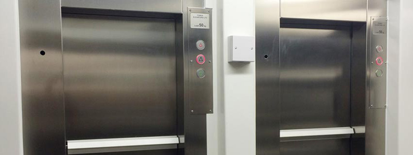 Dumb Waiter Lifts for jd sports in luton