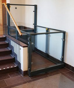 Screw Driven Vertical Platform Lifts