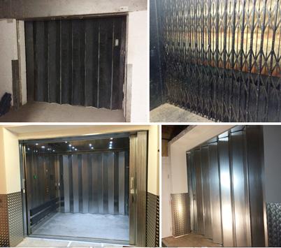 Lift Refurbishment Buckinghamshire
