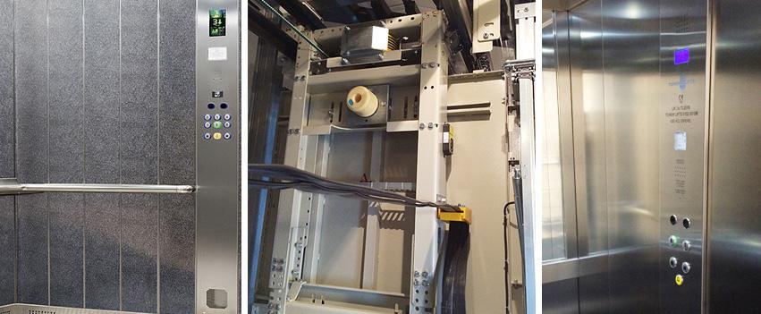 Lift Repairs in Northampton