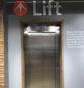 Machine Directive Lifts