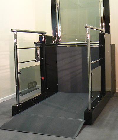 Wheelchair platform lift bedforshire
