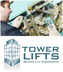 Lift Breakdown Company for Stevenage