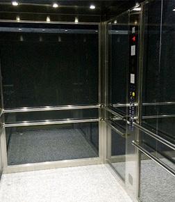 Passenger lift services in Stevenage