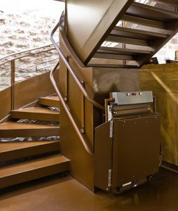 Disability platform lifts for Nottingham
