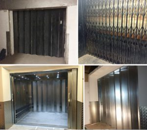 Lift Refurbishment for Nottingham