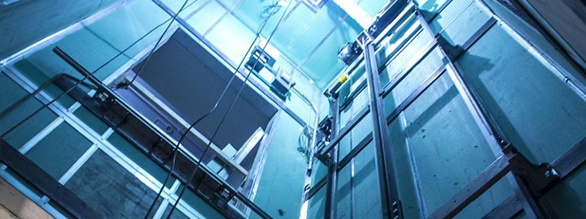 Watford lift refurbishment