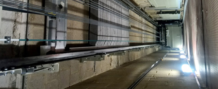 Passenger Lift Refurbishment in Croydon