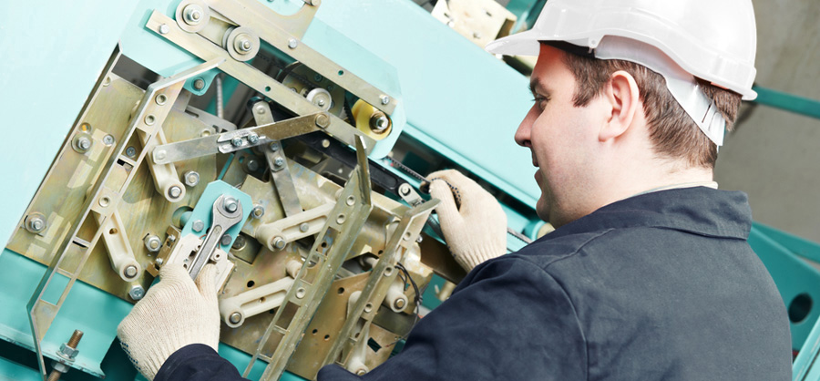 Lift Maintenance Middlesex Header