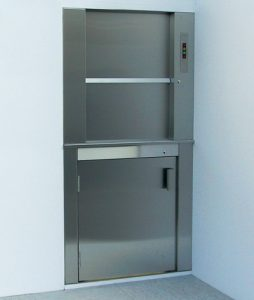 Dumbwaiter Lift Install for JD Sports Sheffield