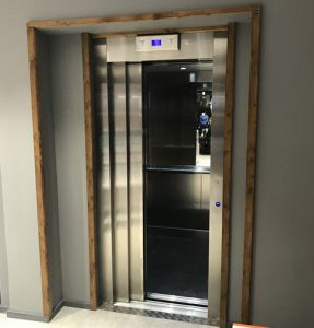 4 Stop Passenger Lift Installation in Ware