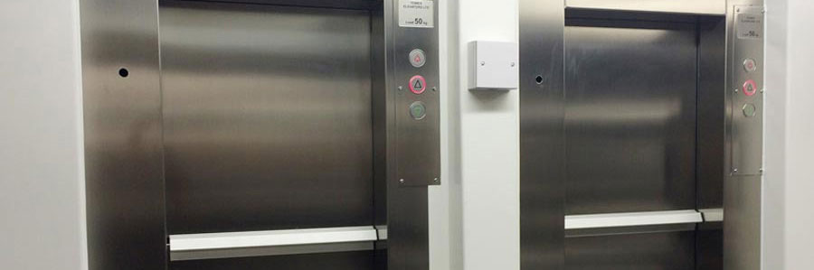 Dumbwaiter Lift Install for JD Sports Sheffield