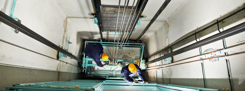 Lift Maintenance Contracts