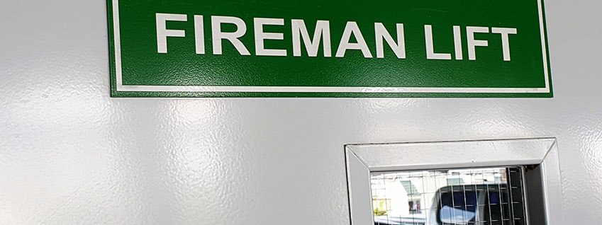 Fireman Lift Requirement