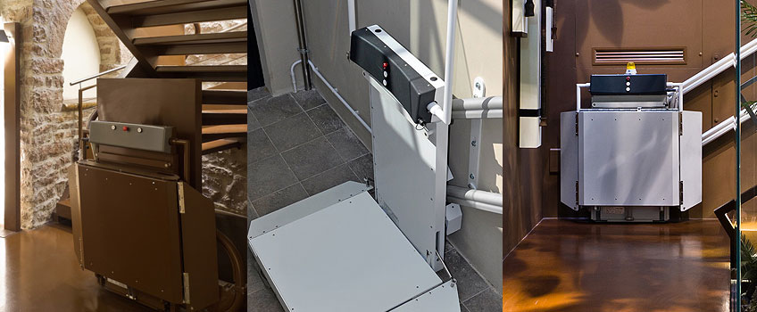 Wheelchair Lifts for Stairs