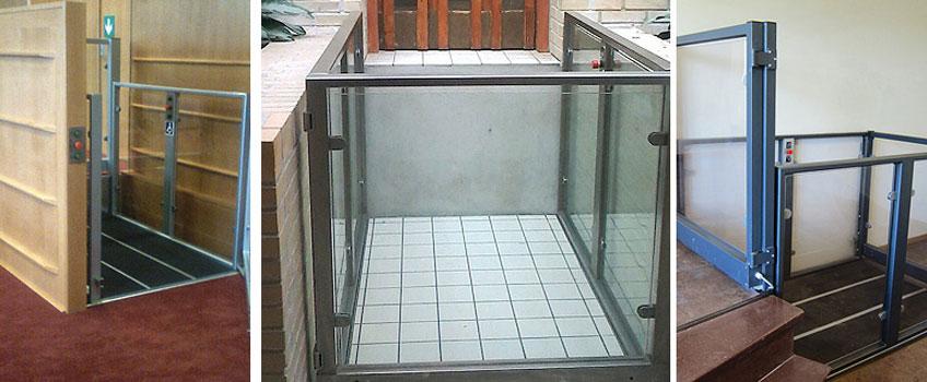 Residential Vertical Platform Lift
