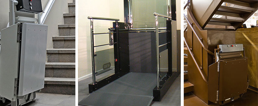Lifts for Disabled Access