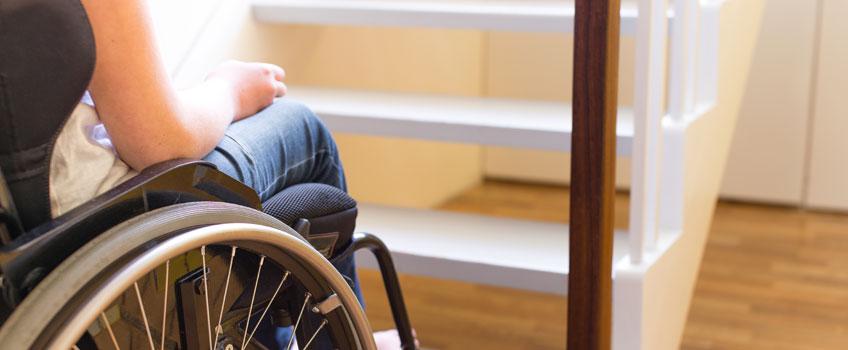 Wheelchair Home Lift