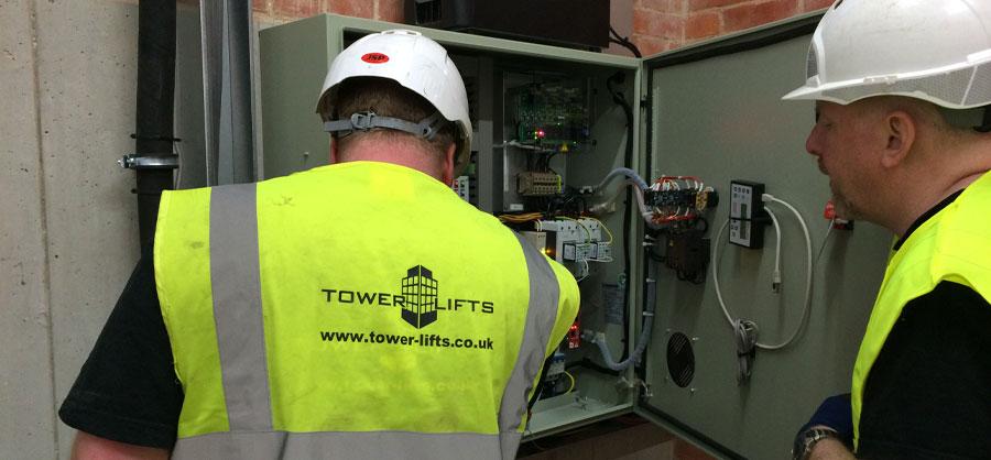 Emergency Lift Repairs Hertfordshire