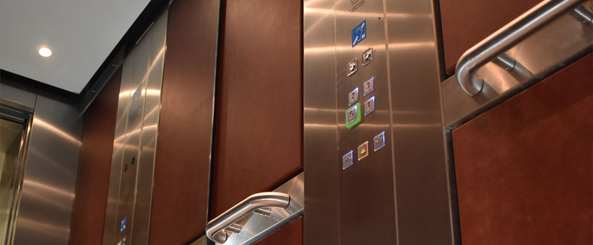 New Lift Installation