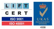 UKAS 9001 / 45001